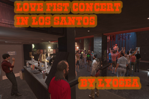 B72ca4 love fist concert in los santos with text