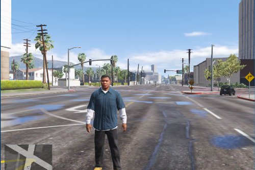 Grand Theft Auto: Low Intel(R)HD Graphics Edition