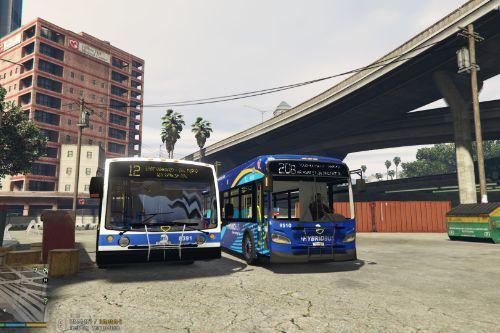 LS Bus Network for Bus Simulator V