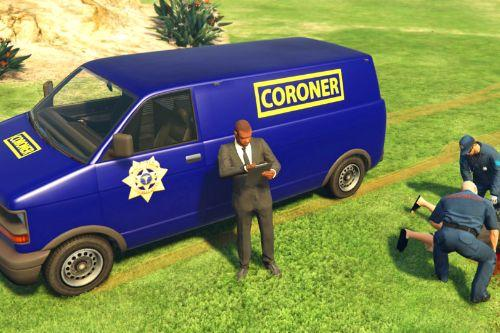 LS County Coroner [LORE FRIENDLY]