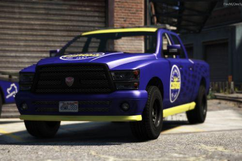 LS Customs Bravado Bison Livery