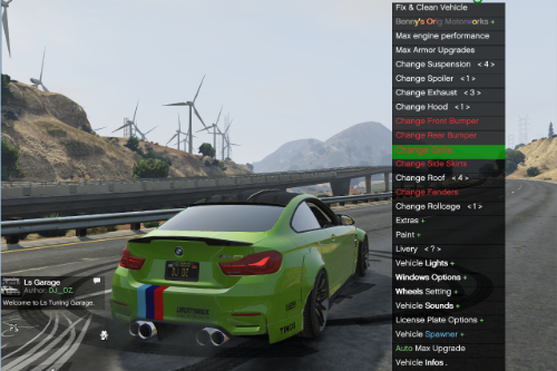 Gta5 tu fuente para los mods scripts y for Garage modification