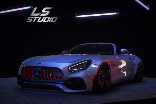 LS Studio | Photoshoot area [Menyoo / MapBuilder]