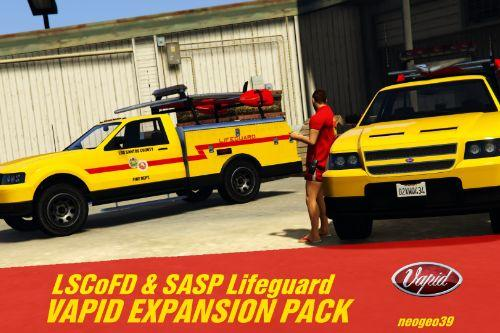 LSCoFD & SASP Lifeguard Vapid Expansion [Add-On]