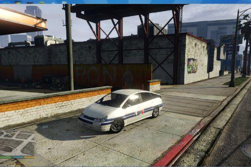LSPA vehicle pack (Los Santos Parking Authority)