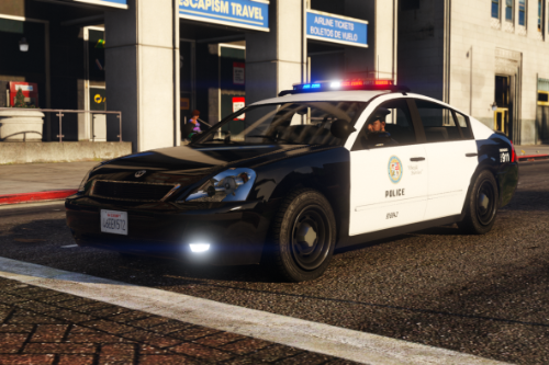 LSPD Annis Pinnacle [Add-On]