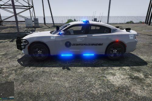 Lspd 2018 dodge charger