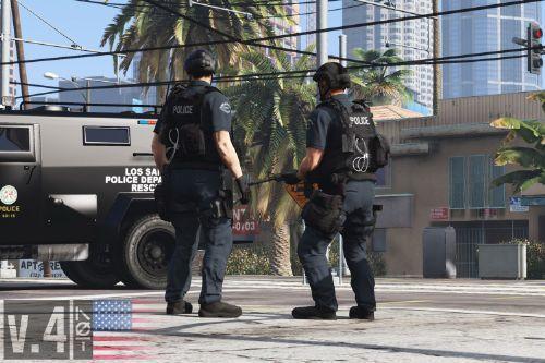 LSPD/LAPD SWAT