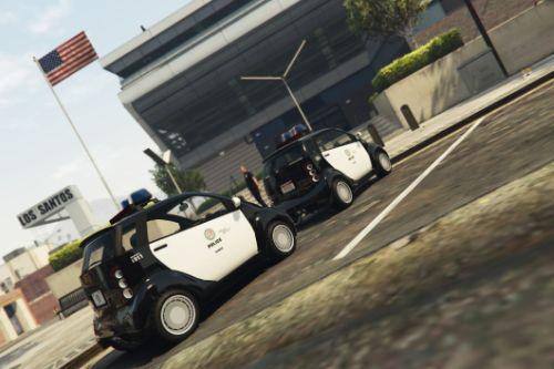 LSPD Livery for the LCPD Panto by Monkeypolice