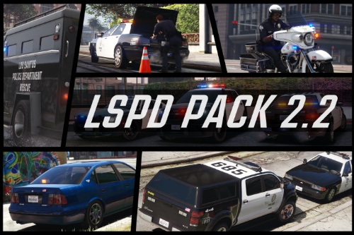 LSPD Pack [Lore-Friendly]