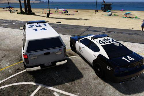 LSPD Pack 2.2 Texture Pack (L.A. Based)