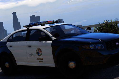 Los Santos Police Department - Realism Design
