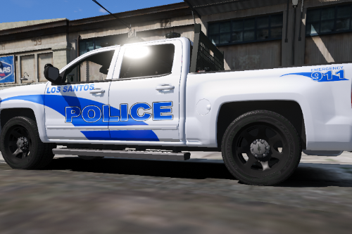LSPD Port Authority Mini Pack