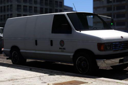 LSPD Steed 1500 General Service Van [Add-On | RDE-Style] 1.1