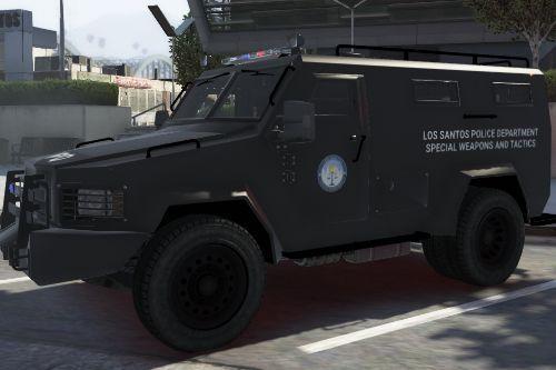 LSPD SWAT Bearcat