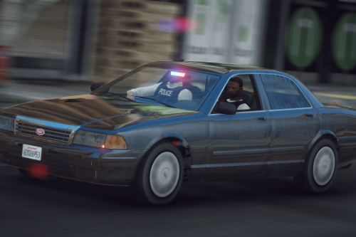 LSPD Dual Purpose Vehicle Pack