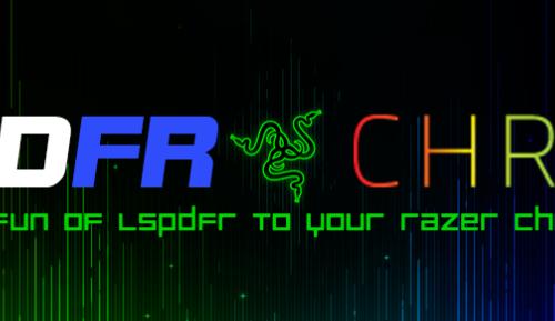 LSPDFR Chroma - For LSPDFR