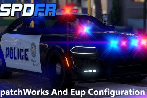 lspdfr Configurations For Dispatchworks and Eup