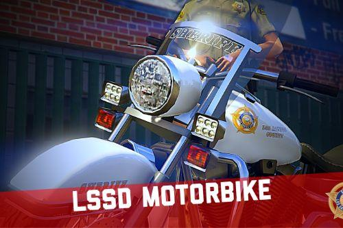LSSD Motorbike (Vanilla) [Add-On | Liveries]
