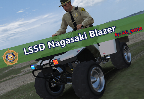 LSSD Nagasaki Blazer [Add-On - Sound]