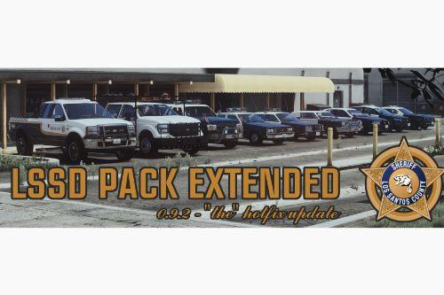LSSD Pack Extended