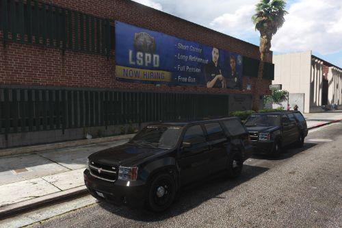LSSD SEB Unmarked Alamo