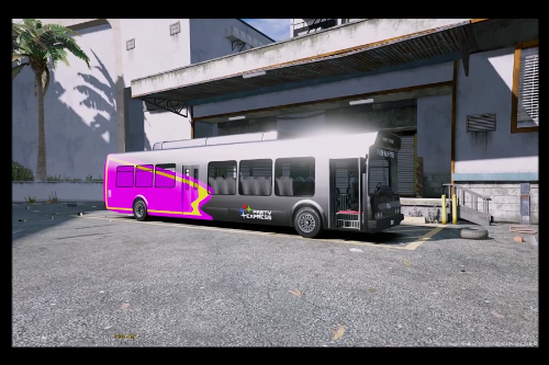 LST Party Bus [Template, Unlocked]
