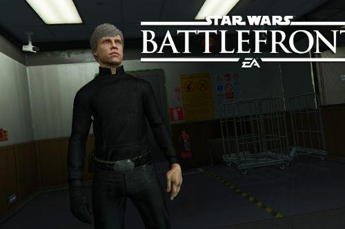 Luke Skywalker: Battlefront [4K] (DICE) [Add-On]