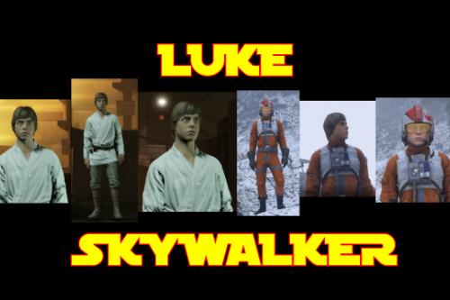 Luke Skywalker pack
