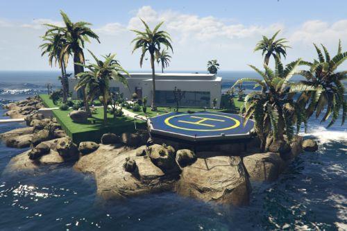 Luxury Villa on the Ocean [Menyoo]