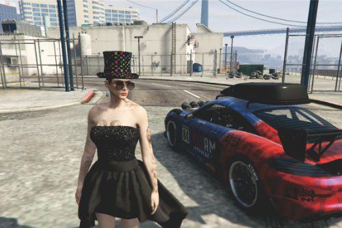 LV Top hat For MP Female