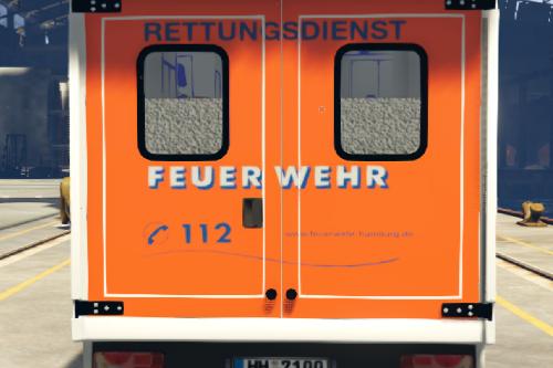 M.B. Fahrtec Hamburg Skin [ELS]