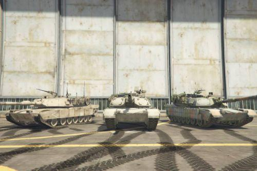 M1 Abrams Add-On Pack