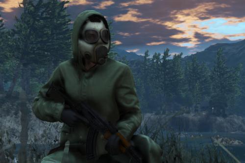 M10M Gas Mask
