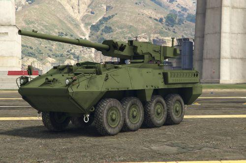 M1128 Stryker Mobile Gun System [Add-On]