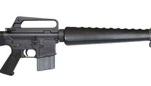 Colt M16A1 1967 Model [Add-On]