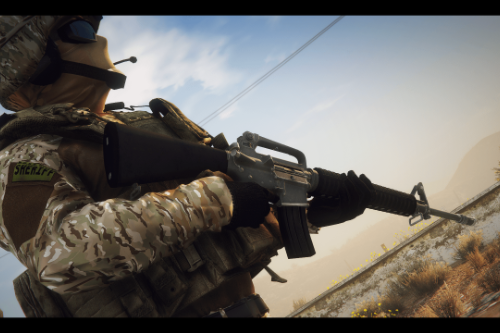 M16A2 [Animated]