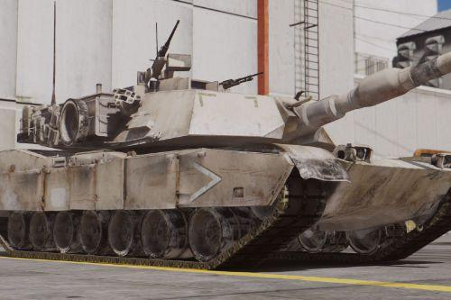 "M1A1 Abrams ""Operation Desert Storm"""