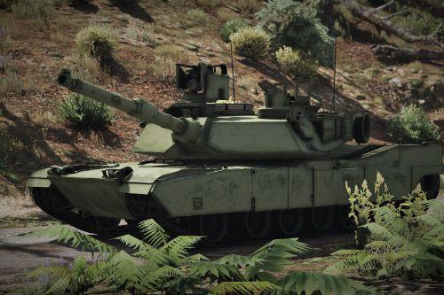 M1A2C Abrams Mini Skin Pack