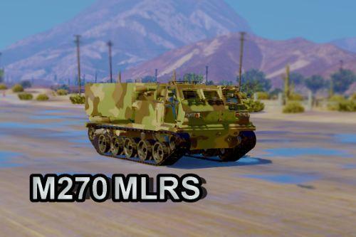 M270 MLRS[Add-on]
