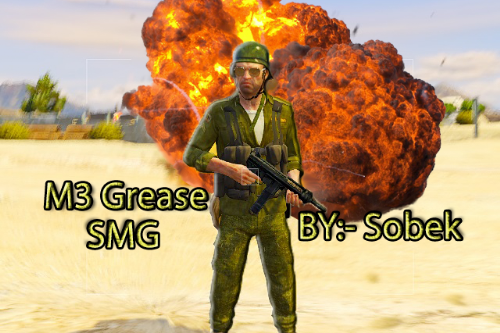M3 Grease [Animated]