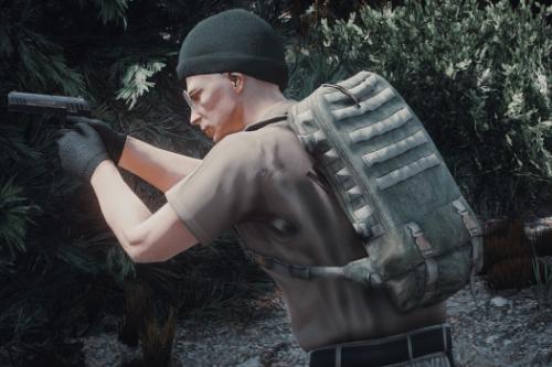 M9 Medical Assault Backpack [M & F] [EUP]