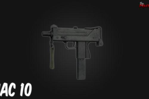 MAC-10 from CS:GO [Animated]