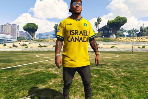 Maccabi Tel Aviv Kits 21/22