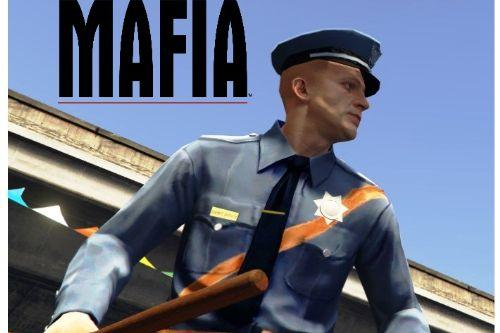 Mafia 1 Police officer 1930s/1950s