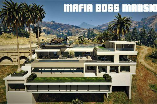 Mafia Boss Mansion [MapEditor]