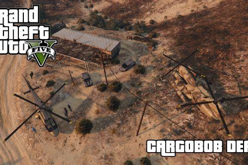 Mafia Gang Cargobob Deal [Map Editor]