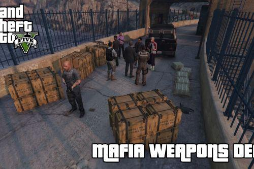 Mafia / Merryweather Dam Weapons Deal [Map Editor]
