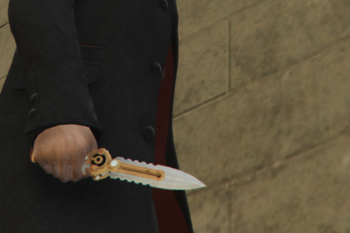 Magepunk Electroblade Knife - Valorant [SP/FiveM | Animated]