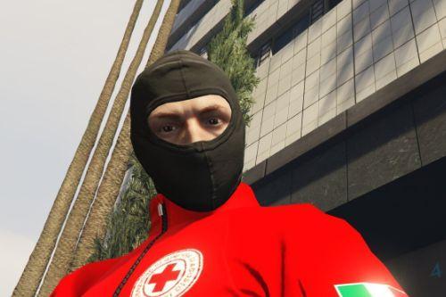 Maglione è pantalone Croce Rossa Italiana 1.0